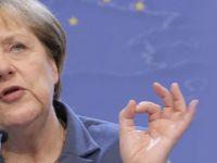Merkel, siyasi partilerle Brexit'i değerlendiriyor