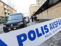 İsveç'te eski UETD binası kundaklandı