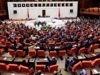 Anayasa değişikliği teklifi Meclis'e sunuldu