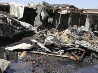 Irak'ta bombalı saldırı: En az 10 ölü