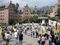 Belçika'dan PKK'ya gösteri izni