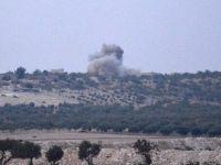Sınırda korkutan patlamalar