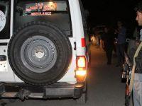 Taliban yine saldırdı: 14 polis öldü