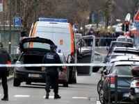 Brüksel Kriminoloji Enstitüsü'ne bombalı saldırı