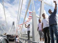Yavuz Sultan Selim Köprüsü'ne trafik sıkıştı