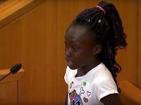 ABD'de 9 yaşındaki çocuktan 'ırkçılık dersi'