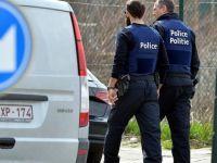 Belçika'da polise saldırı
