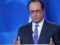 Hollande, seçimde aday olmayacağını açıkladı