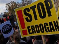 Zürih'te HDP'ye destek gösterisi