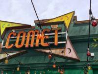 Comet Pizza'ya saldırı girişimi