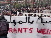 Sığınmacıların umudu Avrupa