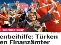 Avusturya basını: Maliyelere Türk baskını