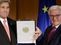 Kerry'e Almanya'da Federal Liyakat Nişanı