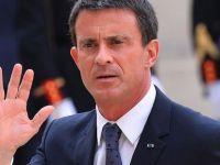Fransa'da Başbakan Manuel Valls istifa etti