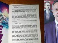 CHP'li vekilden Akdağ'a Said Nursi broşürü sorusu
