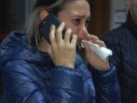 Spor yapan hamile kadına ayakkabılı, tekmeli saldırı