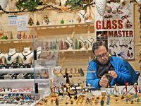 Dortmund Noel Pazarı'nda Türk cam sanatı