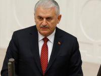 MHP'li vekiller başbakanı ayakta alkışladı