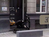 Belçika Türk Federasyonu binası önüne bombalı paket bırakıldı