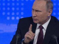 Putin'den sert uyarı
