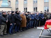 Terör kurbanı Mehmet Kerim, Belçika'da defnedildi