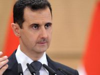 Beşar Esad'dan Rusya'ya teşekkür