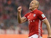 Robben bir yıl daha Bayern Münih'te