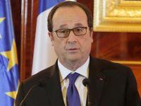 Hollande: AB'nin yabancıların nasihatine ihtiyacı yok