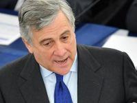 AP'nin başkanlığına Tajani seçildi