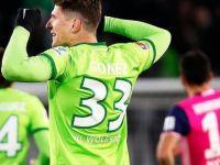 Wolfsburg, Gomez'in golüyle 3 puana ulaştı