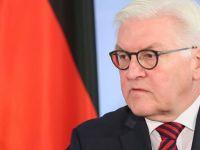 Steinmeier: Suriye'de çözüm Cenevre'de sağlanabilir