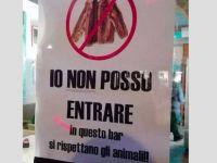 Kürk giyen müşterilerin girişi yasaklandı