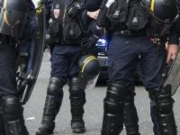 Fransa'da protestolarda 11 gözaltı