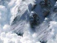 Çığ düştü: 2 Alman dağcı ölü