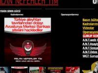 Türk hackerlar Avusturya meclisinin sitesini hackledi