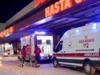 Tunceli'de askerlerin üzerine yıldırım düştü