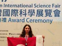 Türk kızının robotu dünya ikincisi oldu