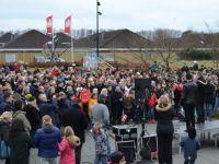 '2660'ı seviyoruz' protestosu büyüyor