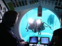 Antalya'da turistik denizaltı dönemi başladı