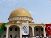 Türkiye, Gine'de Sultan II. Abdülhamid Han Camisi açtı