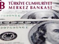 Merkez Bankası'nın döviz rezervi dibe vurdu