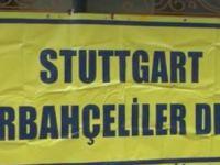 Almanya Fenerbahçeli Dernekler Birliği Stuttgart'ta toplandı