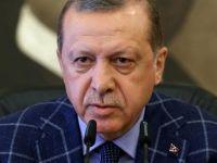 Erdoğan'dan Genelkurmay'a destek