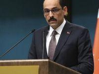 'Kimse Türkiye'yi hizaya getirmeye çalışmasın'