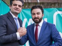 Hollanda'da Türk partisi tarih yazdı