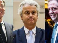 Hollanda'da koalisyon için görüşmeler başladı