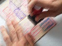 Pasaportlara artık mühür vurulmayacak