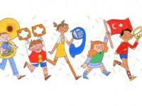 Google, 23 Nisan'ı unutmadı