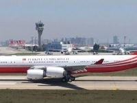 Erdoğan'ın filosuna 78 milyon dolarlık yeni uçak