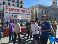 İspanya, yolsuzluğa karşı sokakta